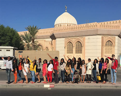 Educational Tour - Dubai